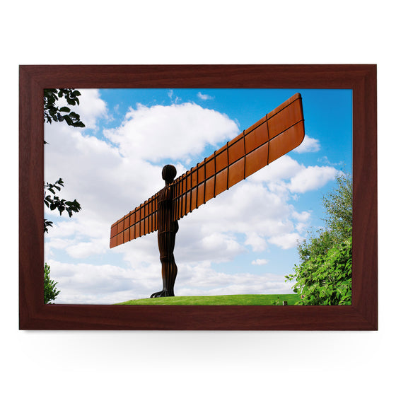 Angel of the North Lap Tray - L0151