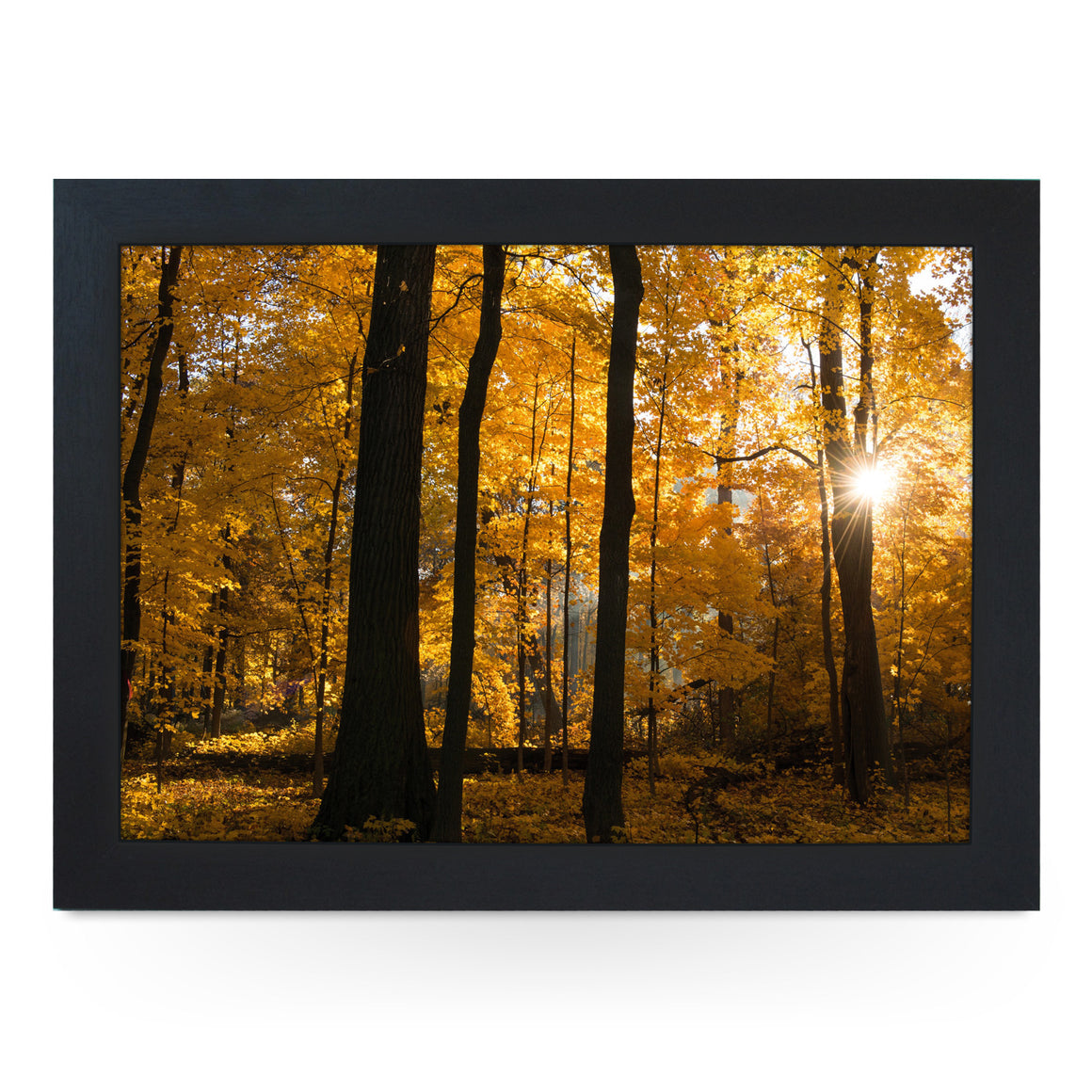 Autumn Forest Lap Tray - L0153