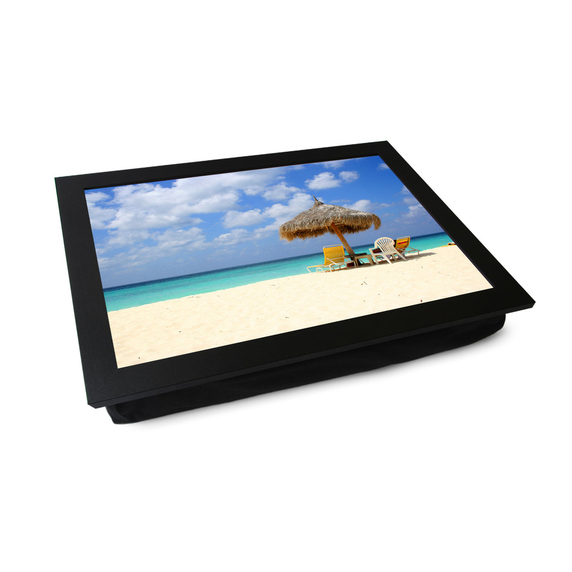 Beach Shade Lap Tray - L0157