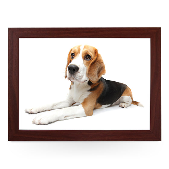 Beagle Dog Lap Tray - L0158