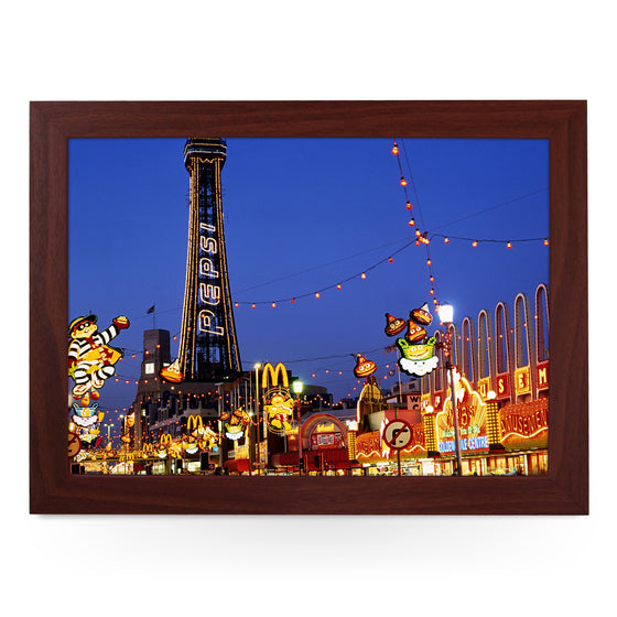 Blackpool Illuminations Lap Tray - L0165