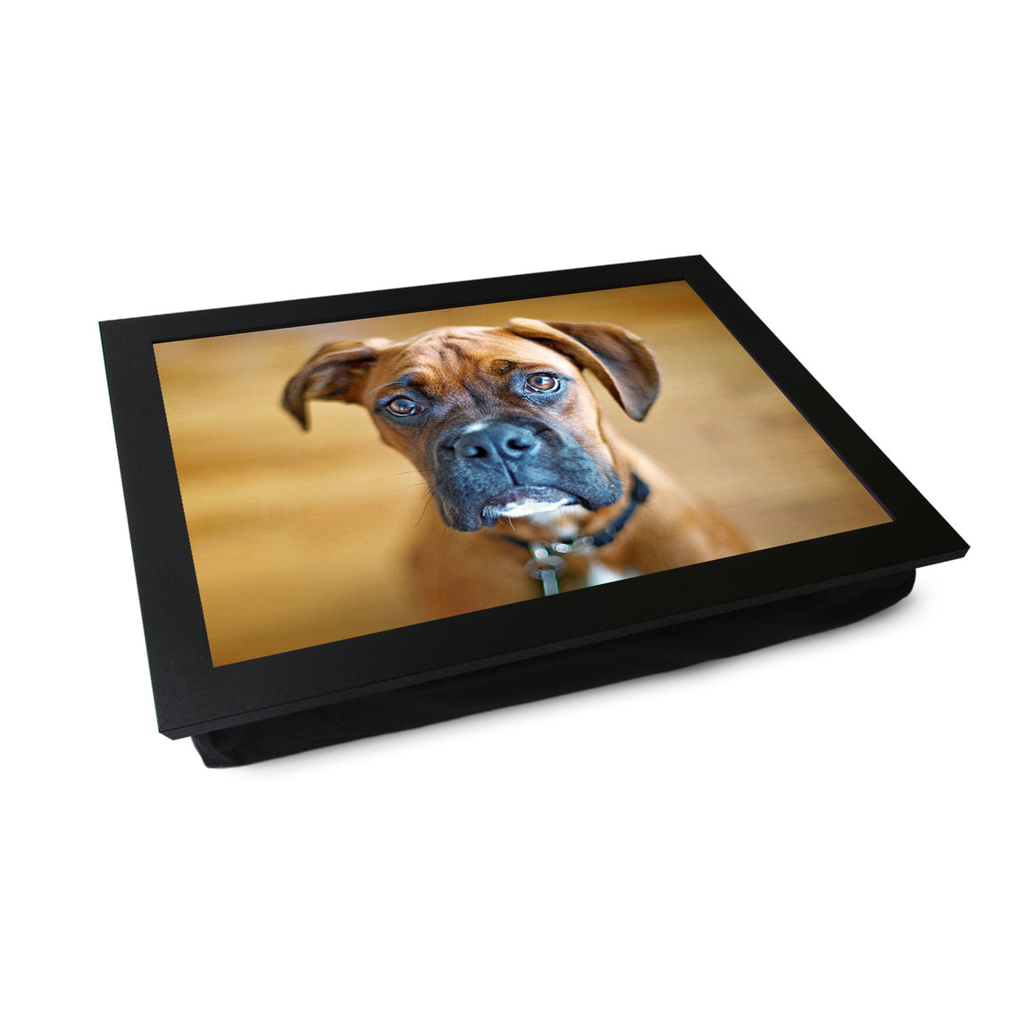 Boxer Dog Lap Tray - L0169