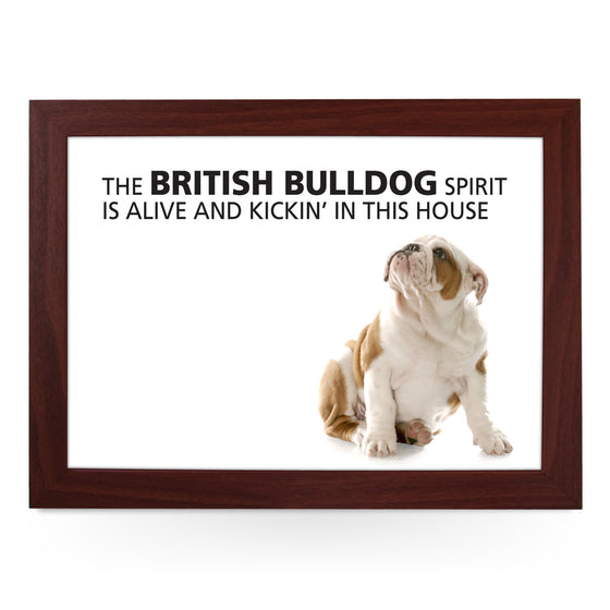 British Bulldog Spirit Lap Tray - L0171