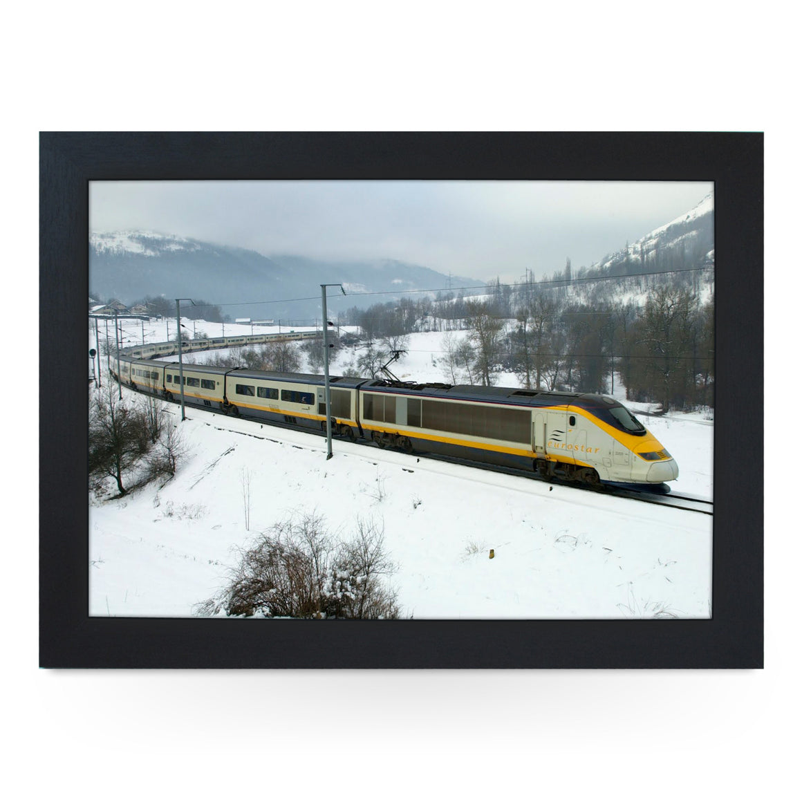 Eurostar Train Lap Tray - L0183