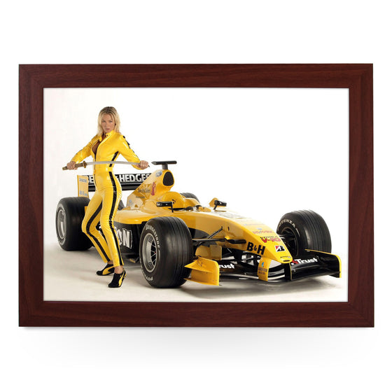 Kill Bill F1 Lap Tray - L0186