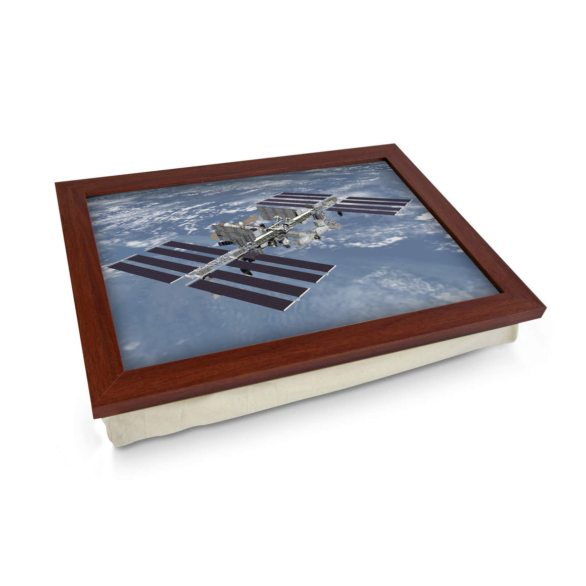 international space station lap tray l0187 cushioned. Black Bedroom Furniture Sets. Home Design Ideas