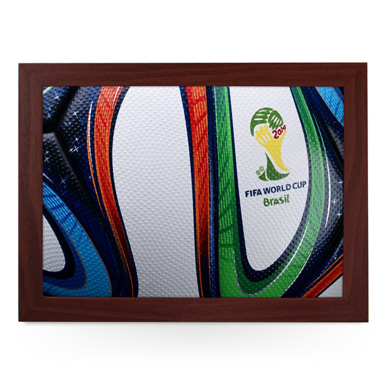 FIFA World Cup Brazil Ball Lap Tray - L0188