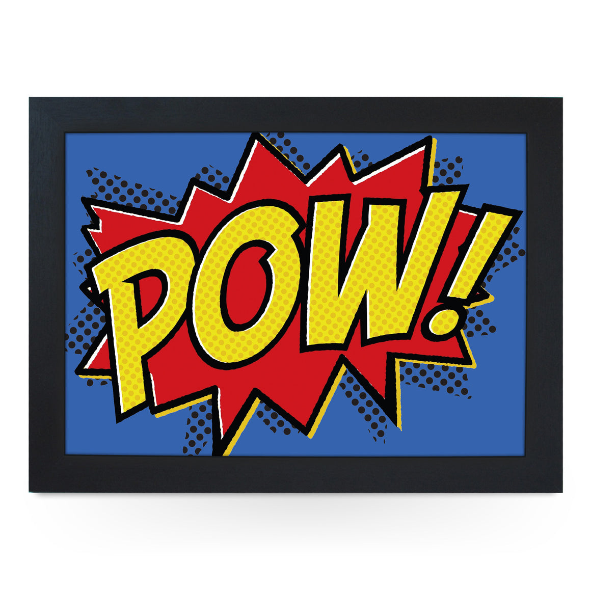 Comic POW! Lap Tray - L0196
