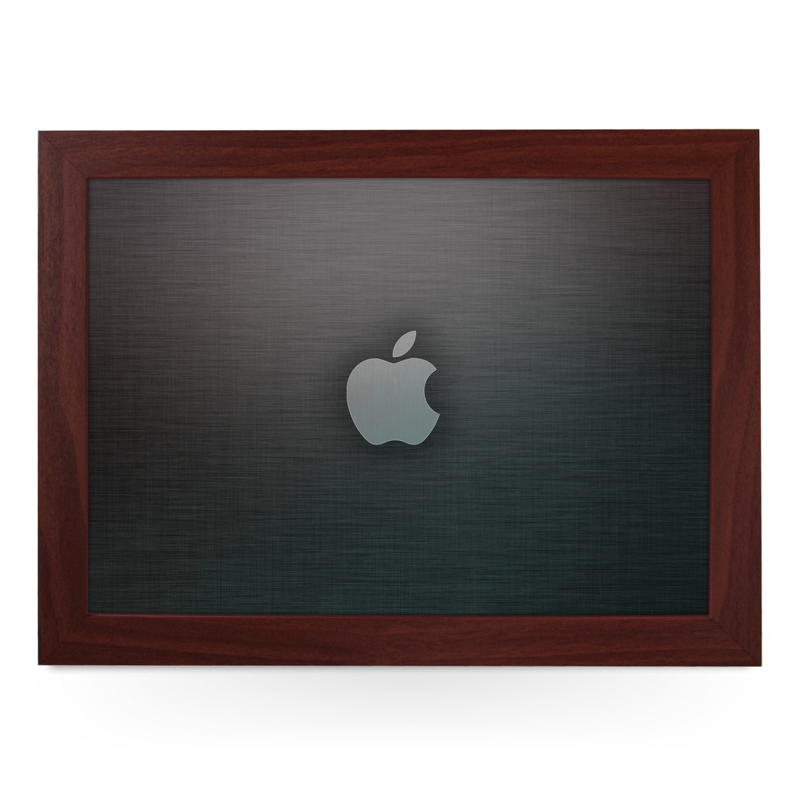 Apple Logo Grey Lap Tray - L0207