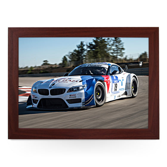 BMW Z4 GT3 Race Car Lap Tray - L0211