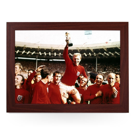 England World Cup Winners 1966 Lap Tray - L0221