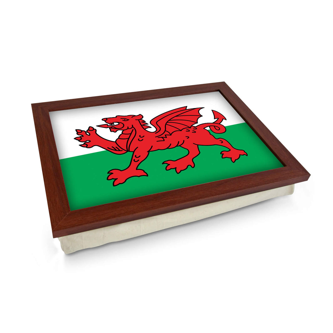 Welsh Red Dragon Lap Tray