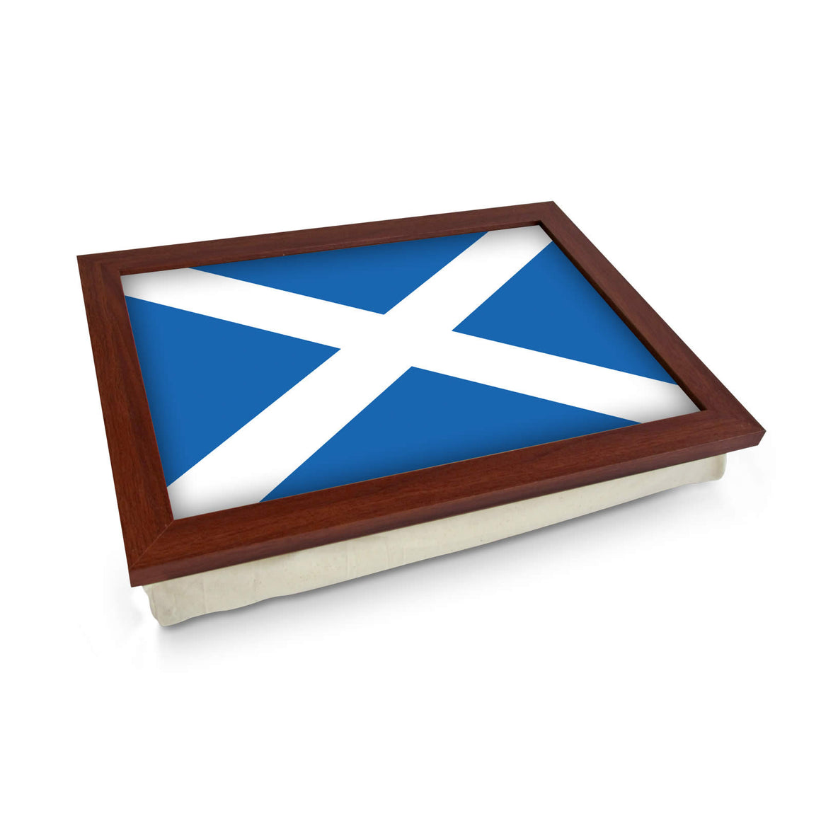 Scottish Flag Lap tray