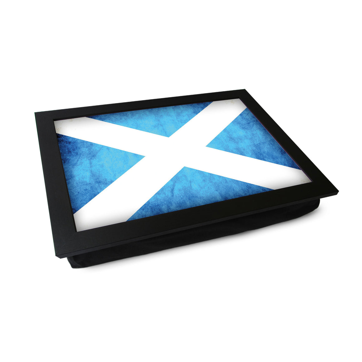 Scottish Flag Grunge Lap Tray - L0239