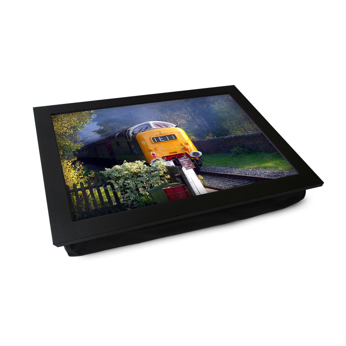 Delta Locomotive Lap Tray - L0275
