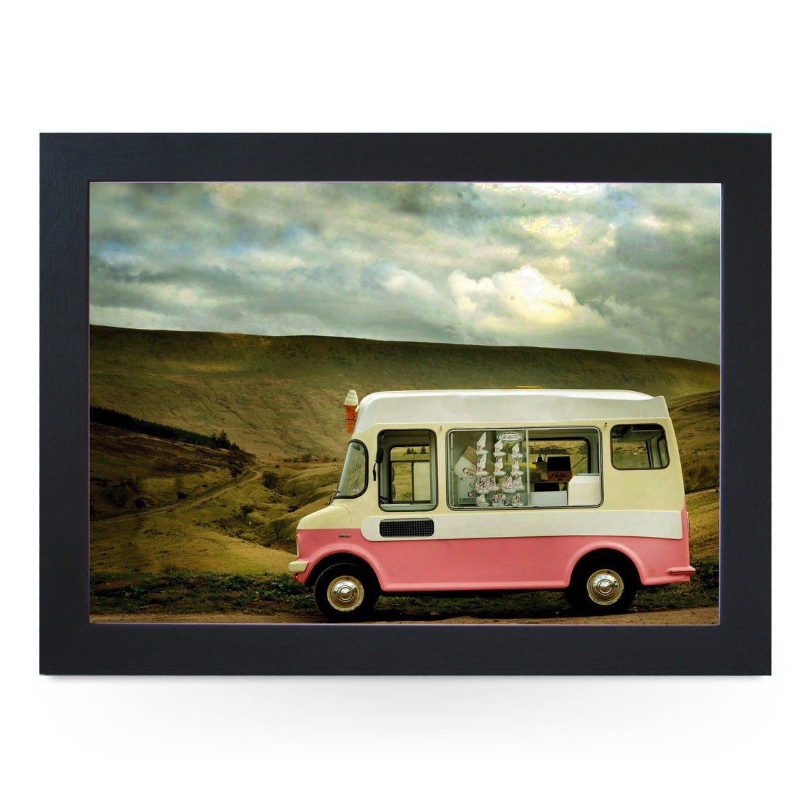 Ice Cream Van Lap Tray -L0309