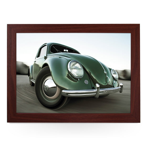 VW Beetle Green Lap Tray - L0316