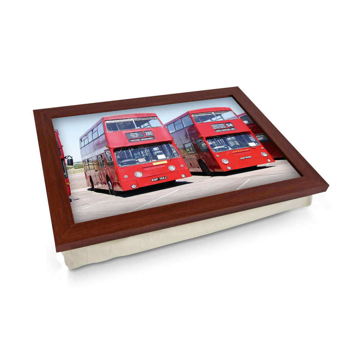 London DMS Daimler Fleetline Buses Lap Tray