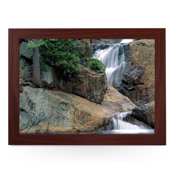Colorado Waterfall Lap Tray - L0386