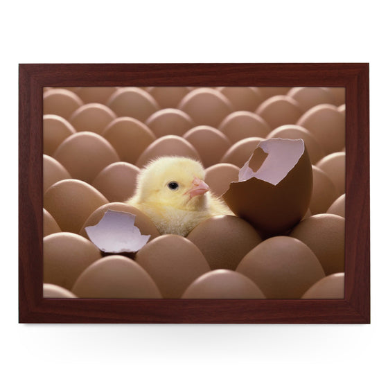 Newly Hatched Chick Lap Tray - L0387