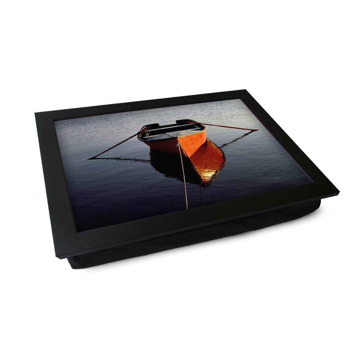 Rowing Boat Lap Tray - L0398