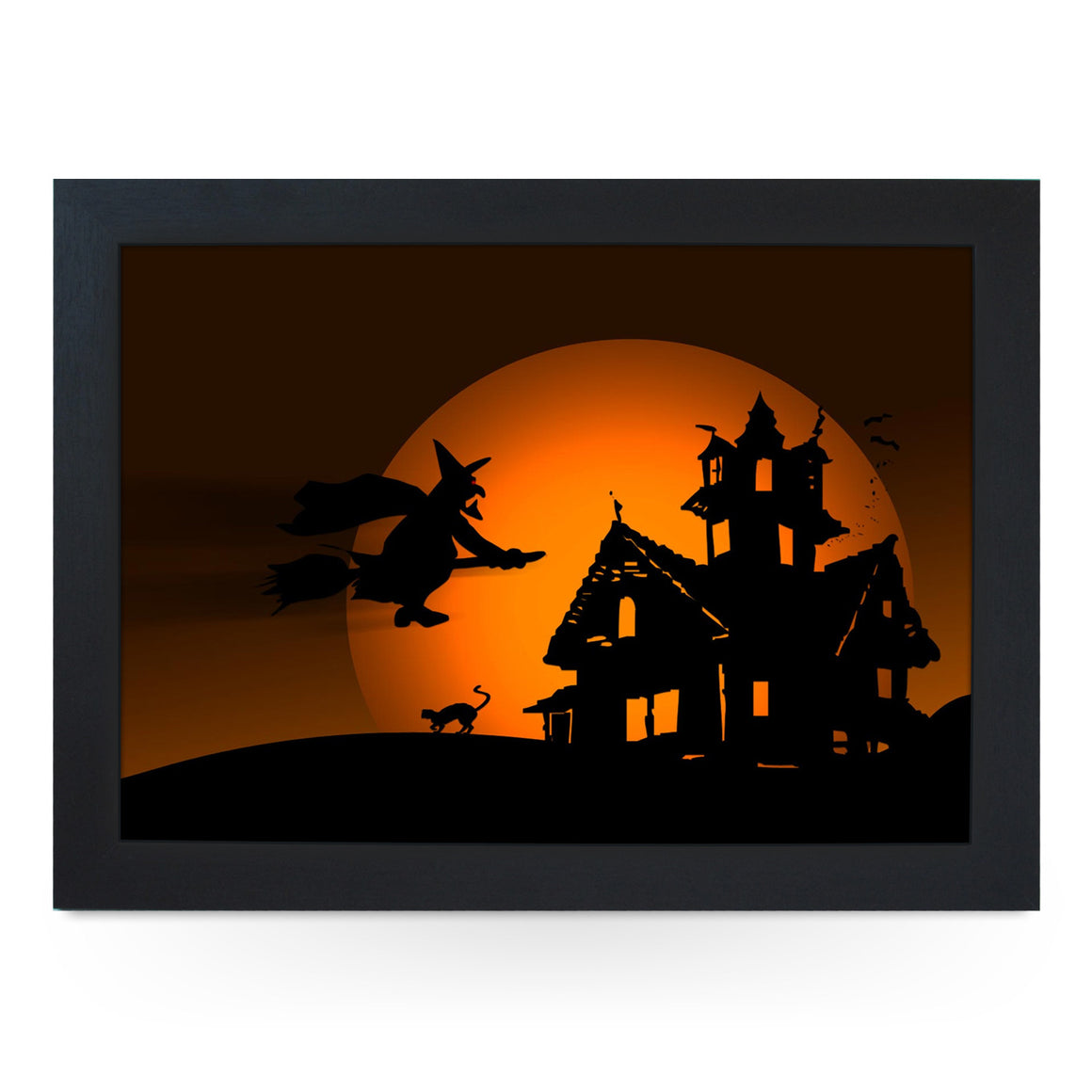 Witch House Lap Tray - L0416