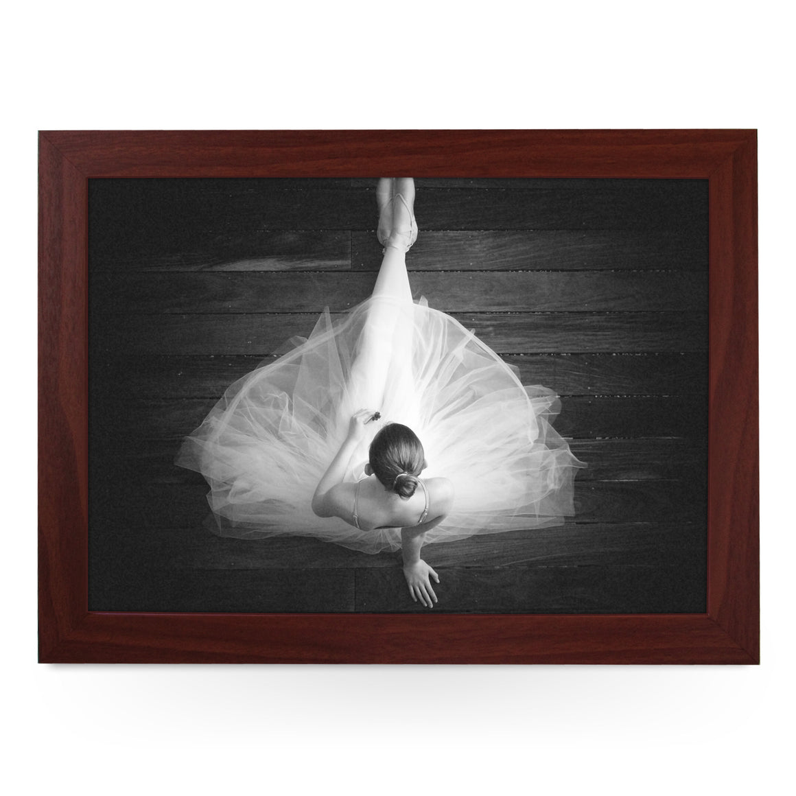 Ballet Dancer Lap Tray - L0419
