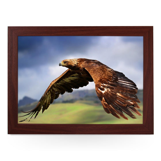 Flying Golden Eagle Lap Tray - L0424