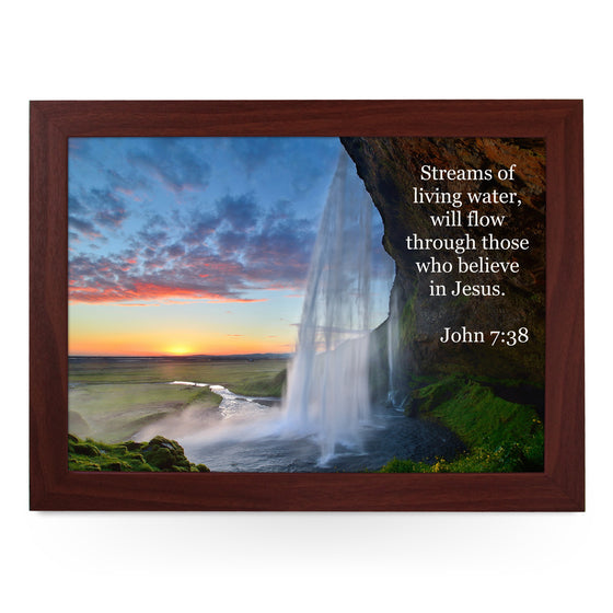 Living Waters Lap Tray - L0440