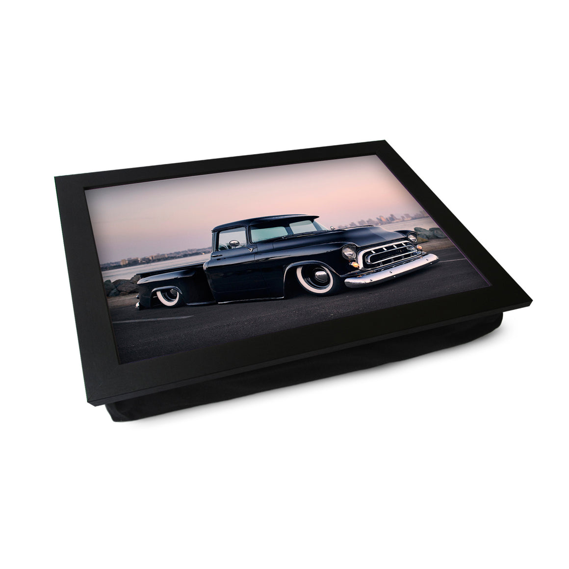 Custom Chevy Truck Lap Tray - L0442