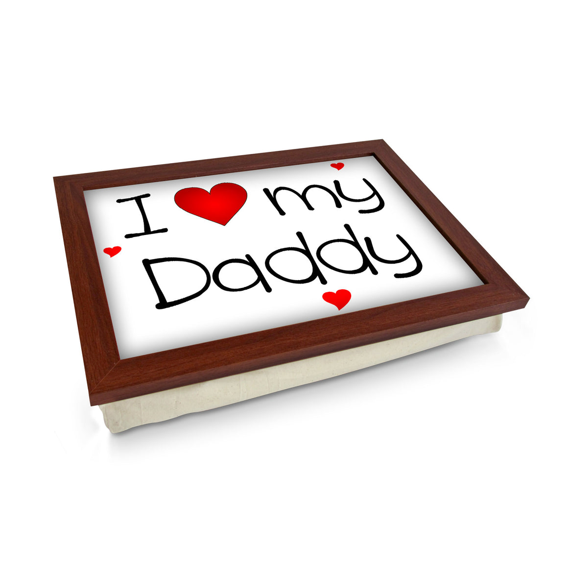 I Heart My Daddy Lap Tray - L0445