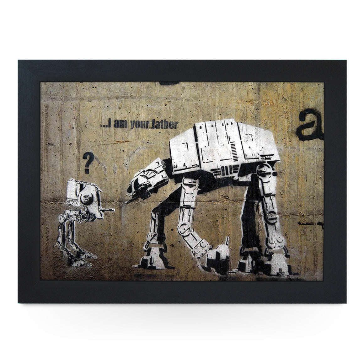 Banksy I Am Your Father Lap Tray - L0472