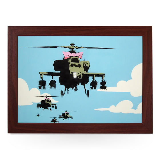 Banksy Happy Choppers Lap Tray - L0478