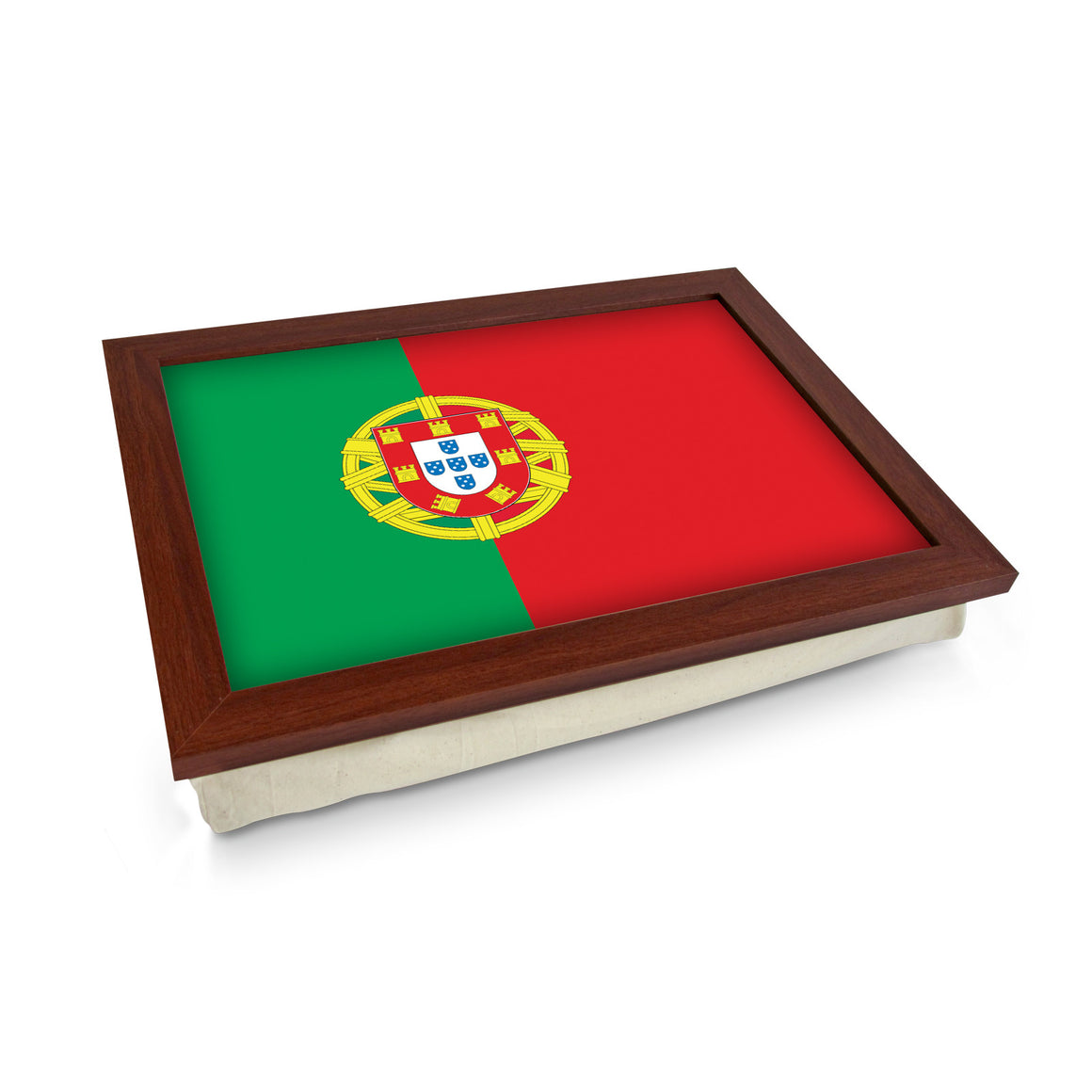 Portugal Flag Lap Tray - L0516