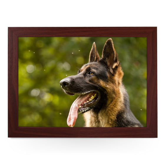 German Shepherd Dog Lap Tray - L0581