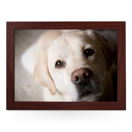 Labrador Dog Lap Tray - L0585