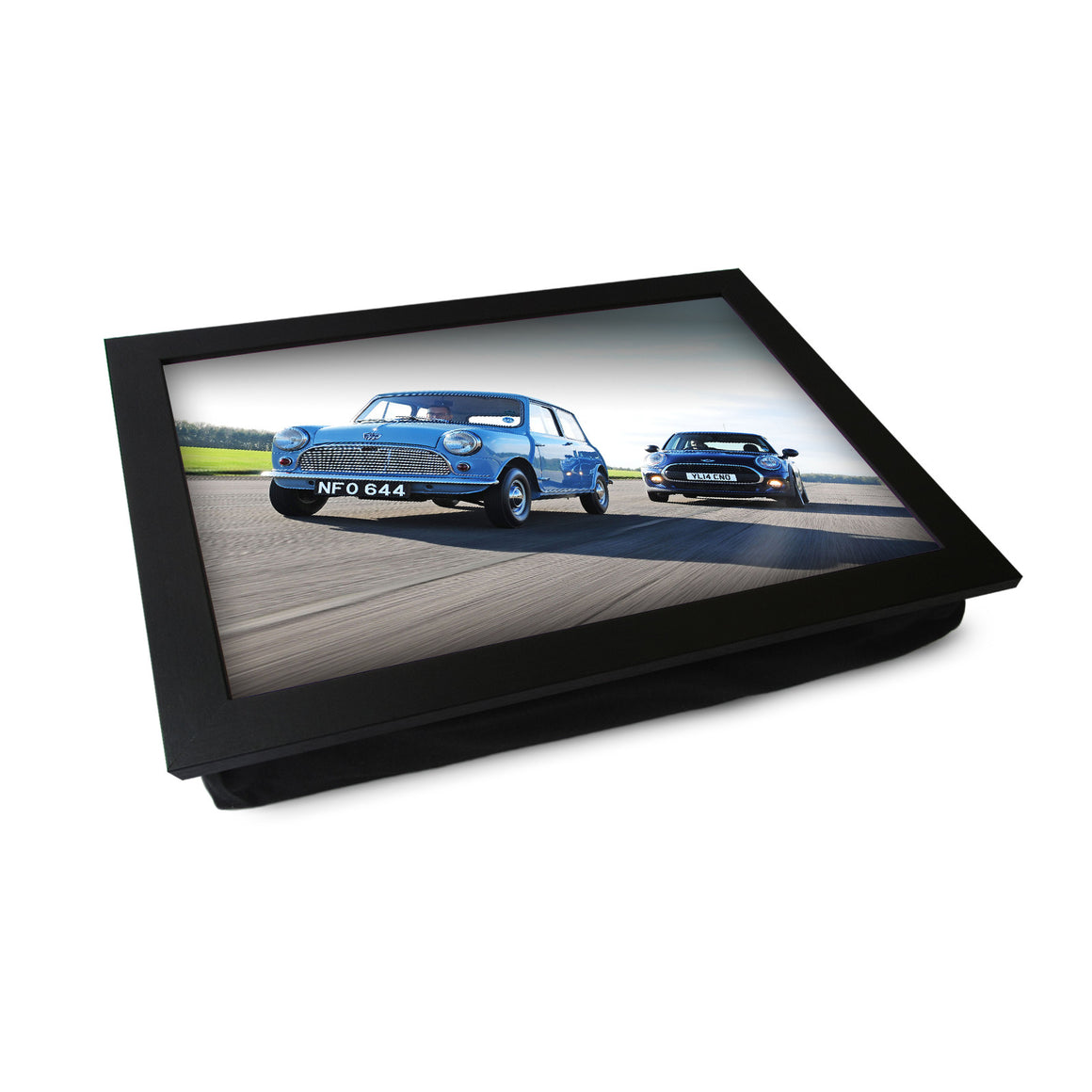 Mini Classic Vs Modern Lap Tray - L0732