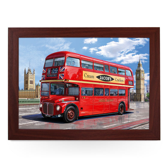 Routemaster London Bus Painting Lap Tray - L0734