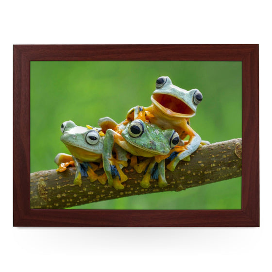 Tree Frogs Lap Tray - L0747