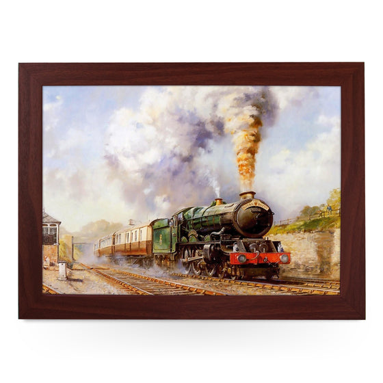 The Royal Duchy Train Lap Tray - L0750