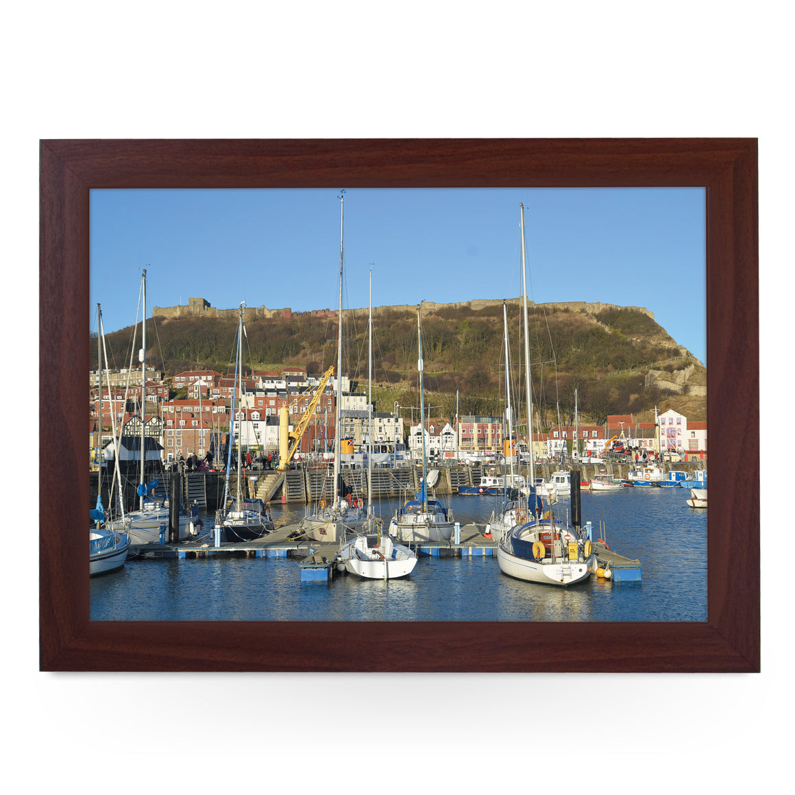 Scarborough England Lap Tray - L4008
