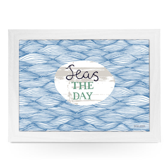 Seas The Day Lap Tray by Vicky Yorke Designs