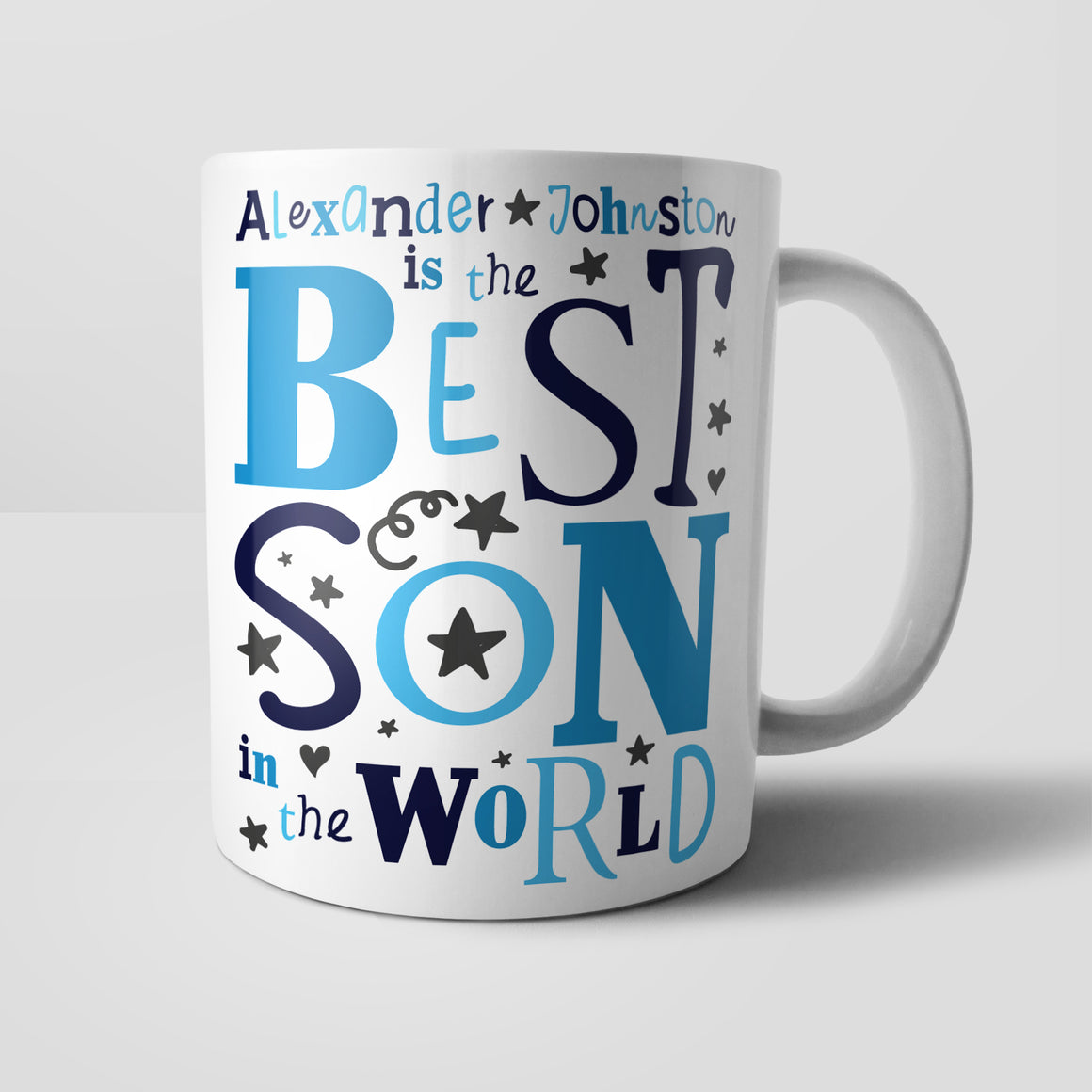 Best 'Person' In The World Personalised Mug