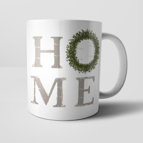 HOME by Vicky Yorke Designs Mug