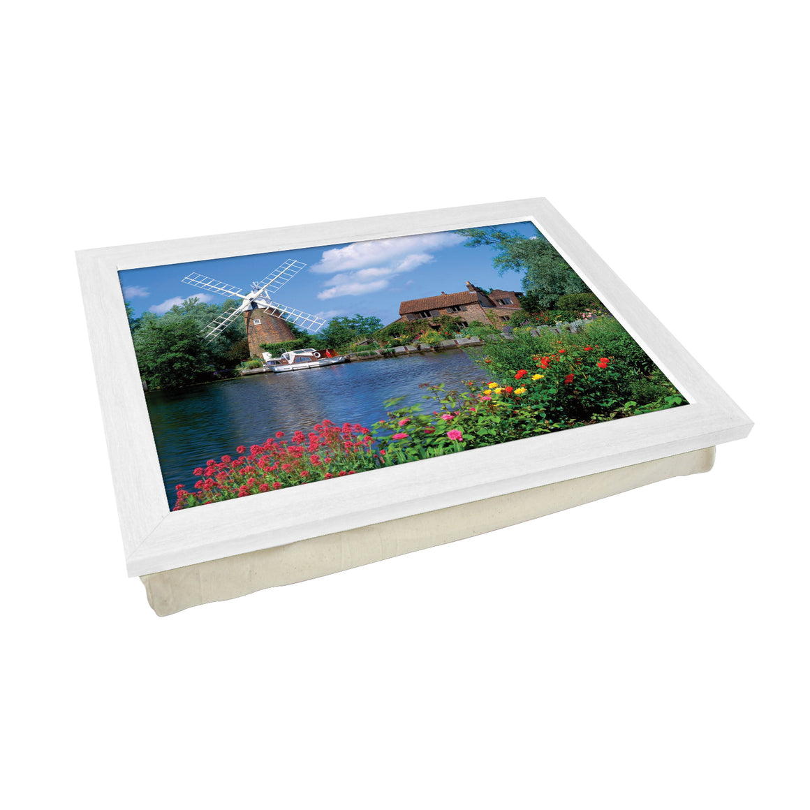 Holland Windmill Lap Tray - L0377