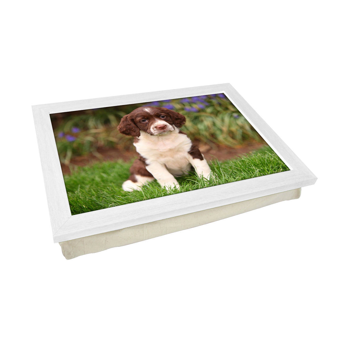 Springer Spaniel Puppy Lap Tray - L0586