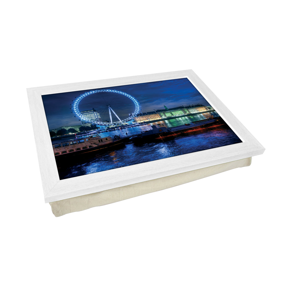 London Eye at Night Lap Tray - L0082