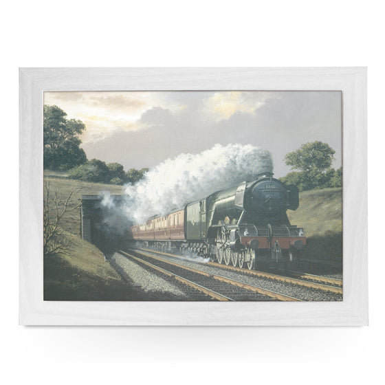 60103 Flying Scotsman Steam Train Lap Tray - L0903