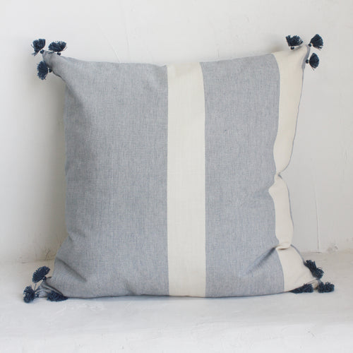 Laguna Cushion Faded Indigo 60 x 60