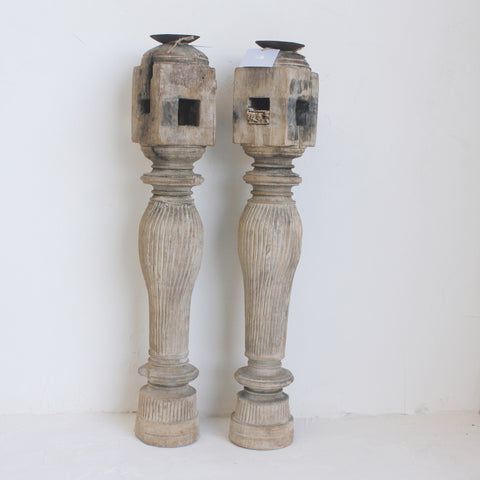 Table Leg Candlestick Bundle 2